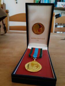 Beispiel-Medaille